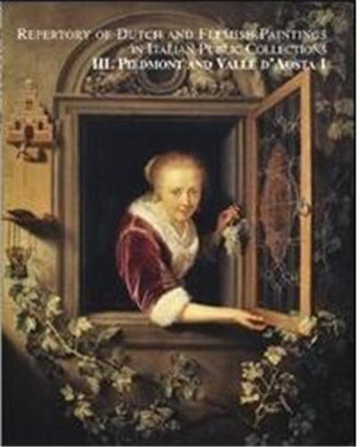 REPERTORY OF DUTCH & FLEMISH PAINTINGS /ANGLAIS