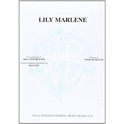 MARLENE DIETRICH: LILY MARLENE