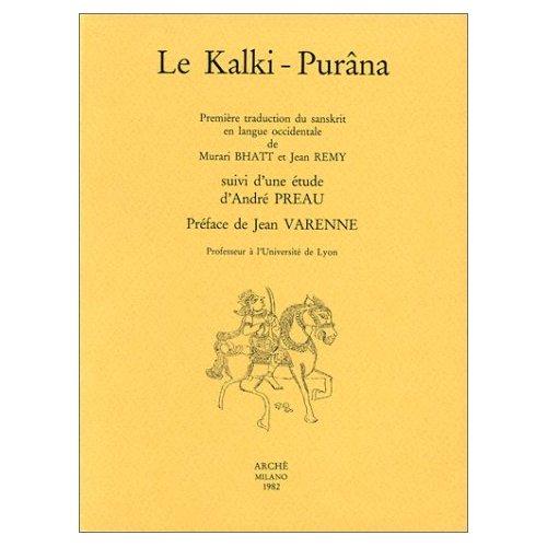 LE KALKI-PURANA