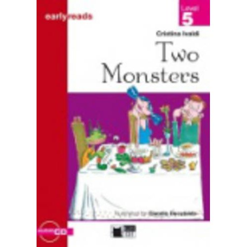 TWO MONSTERS+CD  5