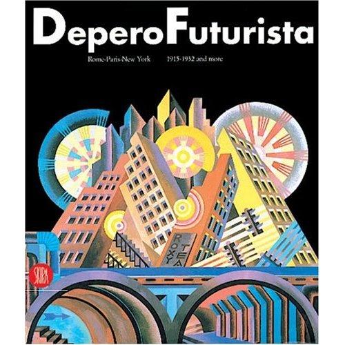 DEPERO FUTURISTA /ANGLAIS