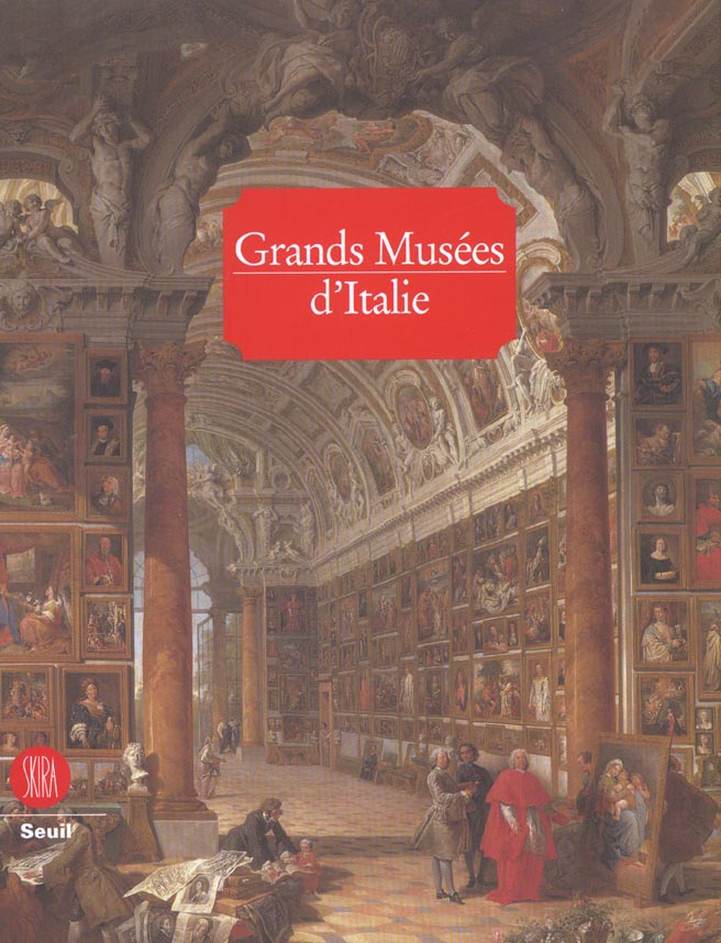 GRANDS MUSEES D'ITALIE