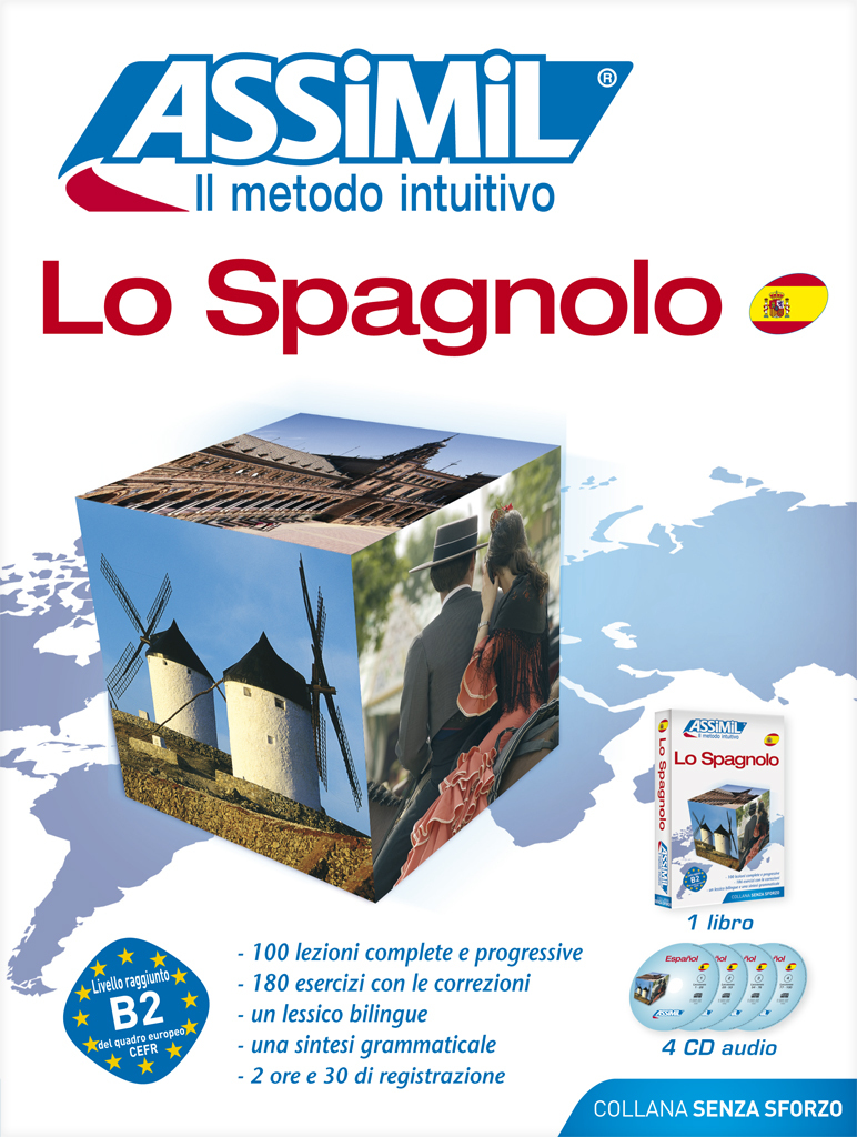 PACK CD LO SPAGNOLO