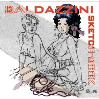 BALDAZZINI SKETCH-BOOK