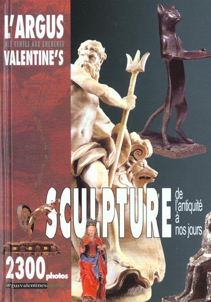 ARGUS VALENTINE'S SCULPTURE