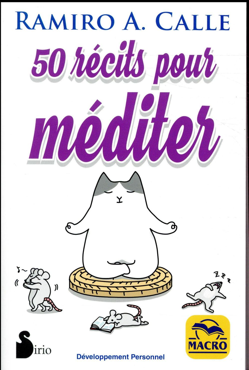 50 RECITS POUR MEDITER