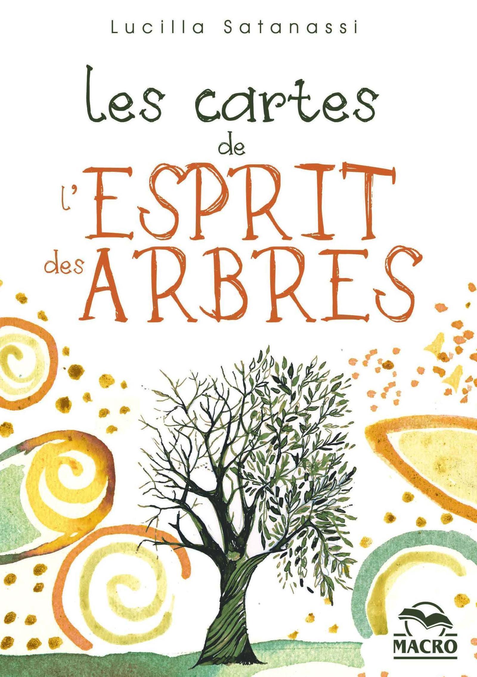 LES CARTES DE L ESPRIT DES ARBRES - COFFRET DE 65 CARTES ILLUSTREES VOUS GUIDENT A LA DECOUVERTE DES