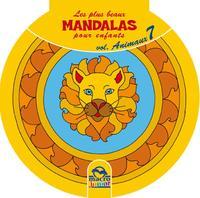 LES PLUS BEAUX MANDALAS POUR ENFANTS - ANIMAUX