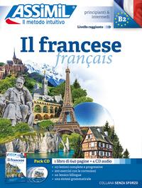 PACK CD FRANCESE 2017