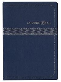 LA SAINTE BIBLE SEG 1910 AGRANDI VINYLE MARINE