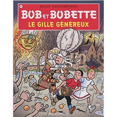 BB 297 LE GILLE GENEREUX