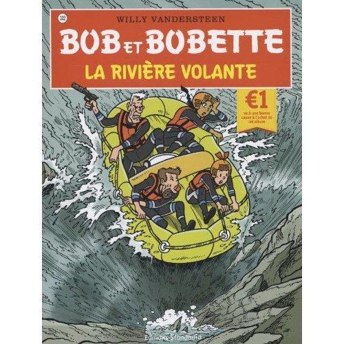 BB 322 LA RIVIERE VOLANTE