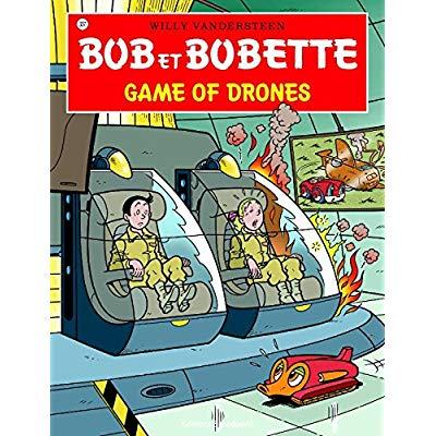BB 337 GAMES OF DRONES