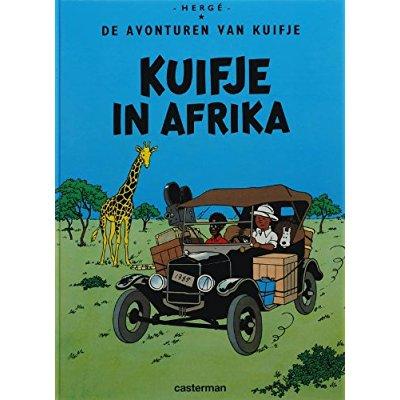 KUIFJE AFRIKA (GEB.HC)