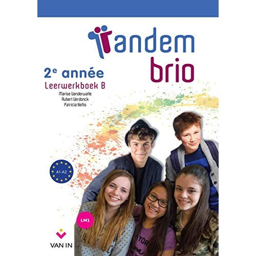 TANDEM BRIO (LM1) 2E LEERWERKBOEK + CD AUDIO