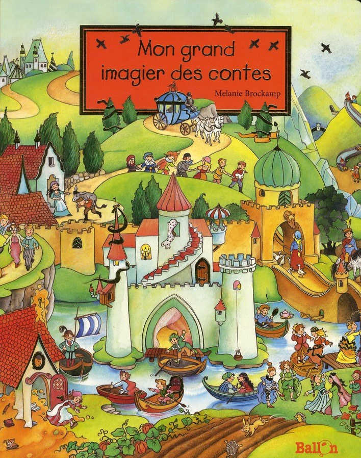 MON GRAND IMAGIER DES CONTES