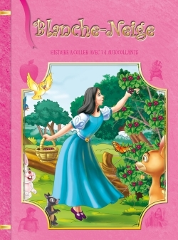HISTOIRE A COLLER - BLANCHE NEIGE