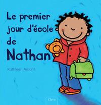 LE 1ER JOUR D'ECOLE DE NATHAN