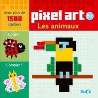 PIXEL ART - LES ANIMAUX