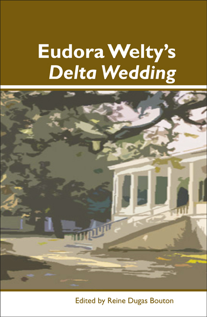 EUDORA WELTY'S <EM>DELTA WEDDING.</EM>
