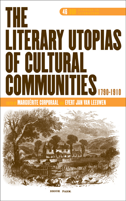 THE LITERARY UTOPIAS OF CULTURAL COMMUNITIES, 1790-1910