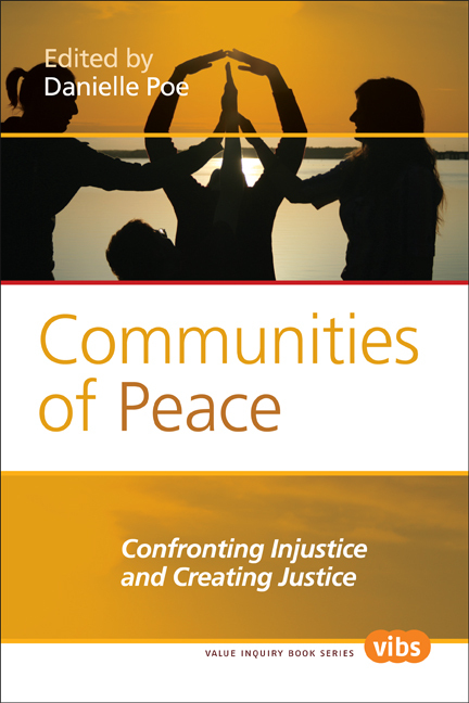 COMMUNITIES OF PEACE