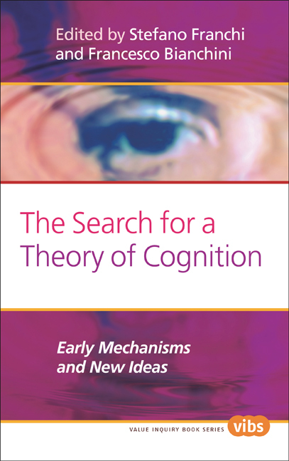 THE SEARCH FOR A THEORY OF COGNITION