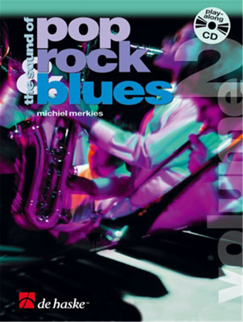 THE SOUND OF POP, ROCK & BLUES VOL. 2 CLAVIER +CD