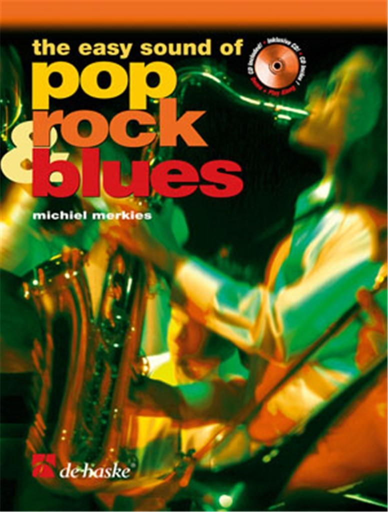THE EASY SOUND OF POP, ROCK & BLUES TROMPETTE +CD