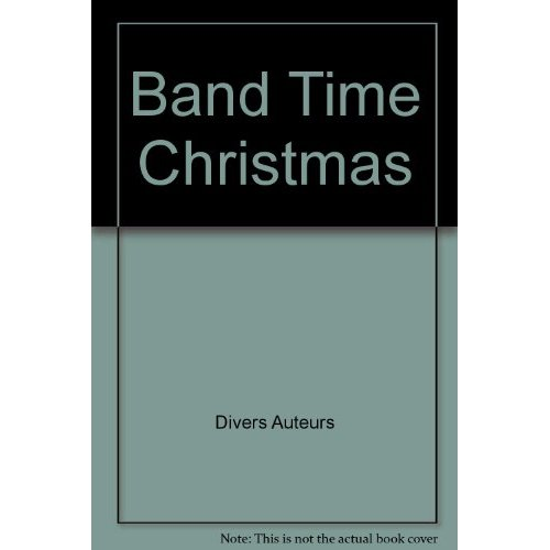 BAND TIME CHRISTMAS INSTRUMENTS BASSE