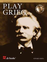 PLAY GRIEG SAXOPHONE +CD