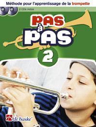 PAS A PAS 2 TROMPETTE TROMPETTE +CD