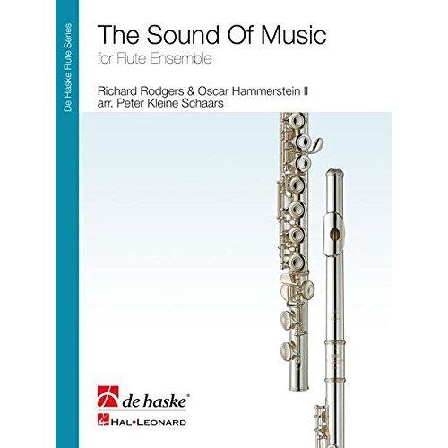 THE SOUND OF MUSIC MUSIQUE D'ENSEMBLE -PARTITION+PARTIES SEPAREES