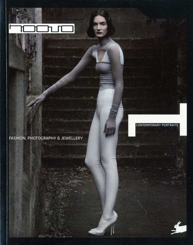 PORTRAITS OF CONTEMPORARY FASHION PHOTOGRAPHY ET JEWELLERY - NOOVO 1 (ANGLAIS)