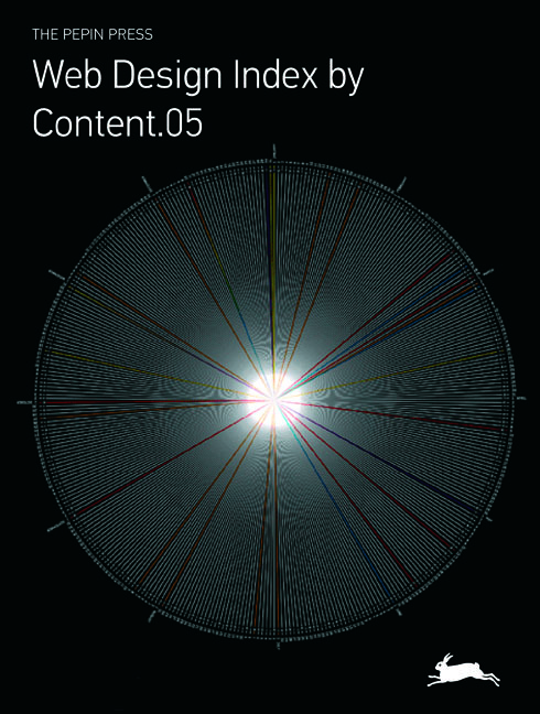 WEB DESIGN INDEX BY CONTENT 5 (+CD ROM)