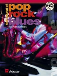 THE SOUND OF POP, ROCK & BLUES VOL. 1 TROMPETTE / CLARINETTE / SAXOPHONE TENOR +CD