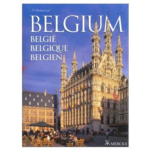 A PORTRAIT OF BELGIUM, BELGIE, BELGIQUE, BELGIEN (FR, NL, GB, ALL)