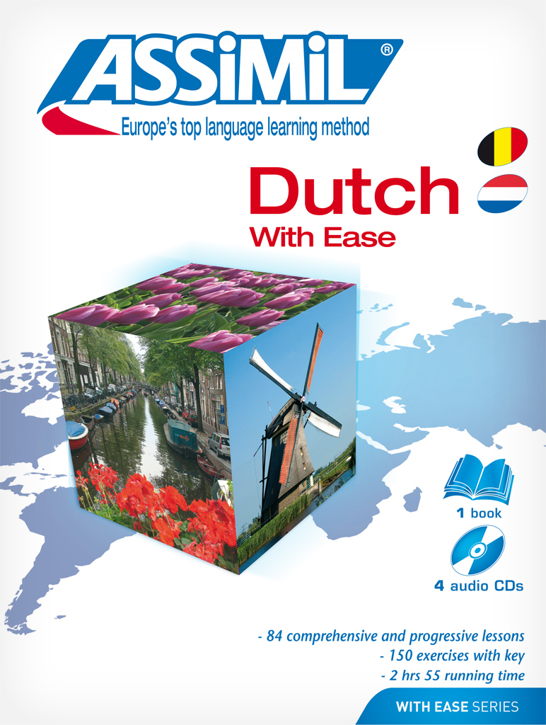 PACK CD DUTCH WITH EASE