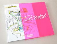 SKETCH ARTWORKS OF KARIM RASHID /ANGLAIS
