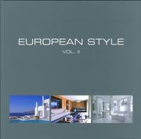 EUROPEAN STYLE. VOLUME II. OUVRAGE MULTILINGUE