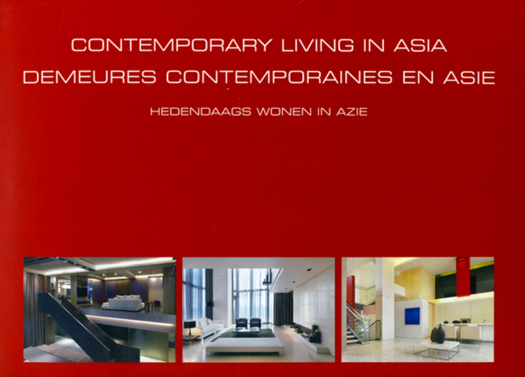 CONTEMPORARY LIVING IN ASIA