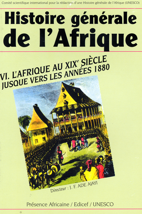 HISTOIRE GENERALE DE L'AFRIQUE T6 (POCHE)