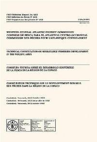 CONSULTATION TECHNIQUE SUR LE DEVELOPPEMENT DURABLE DES PECHES DANS LA REGION DE LA COPACO FIPL R503
