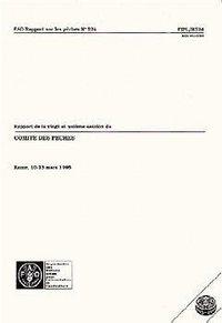 COMITE DES PECHES RAPPORT DE LA 21EME SESSION ROME 1013 MARS 1995 FIPL R524