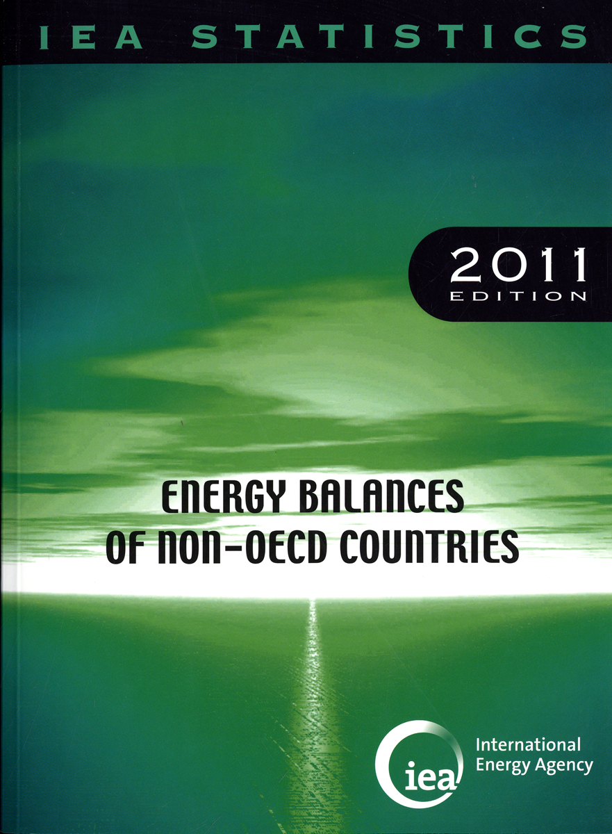 ENERGY BALANCES OF NON-OECD COUNTRIES 2011 (ANGLAIS)