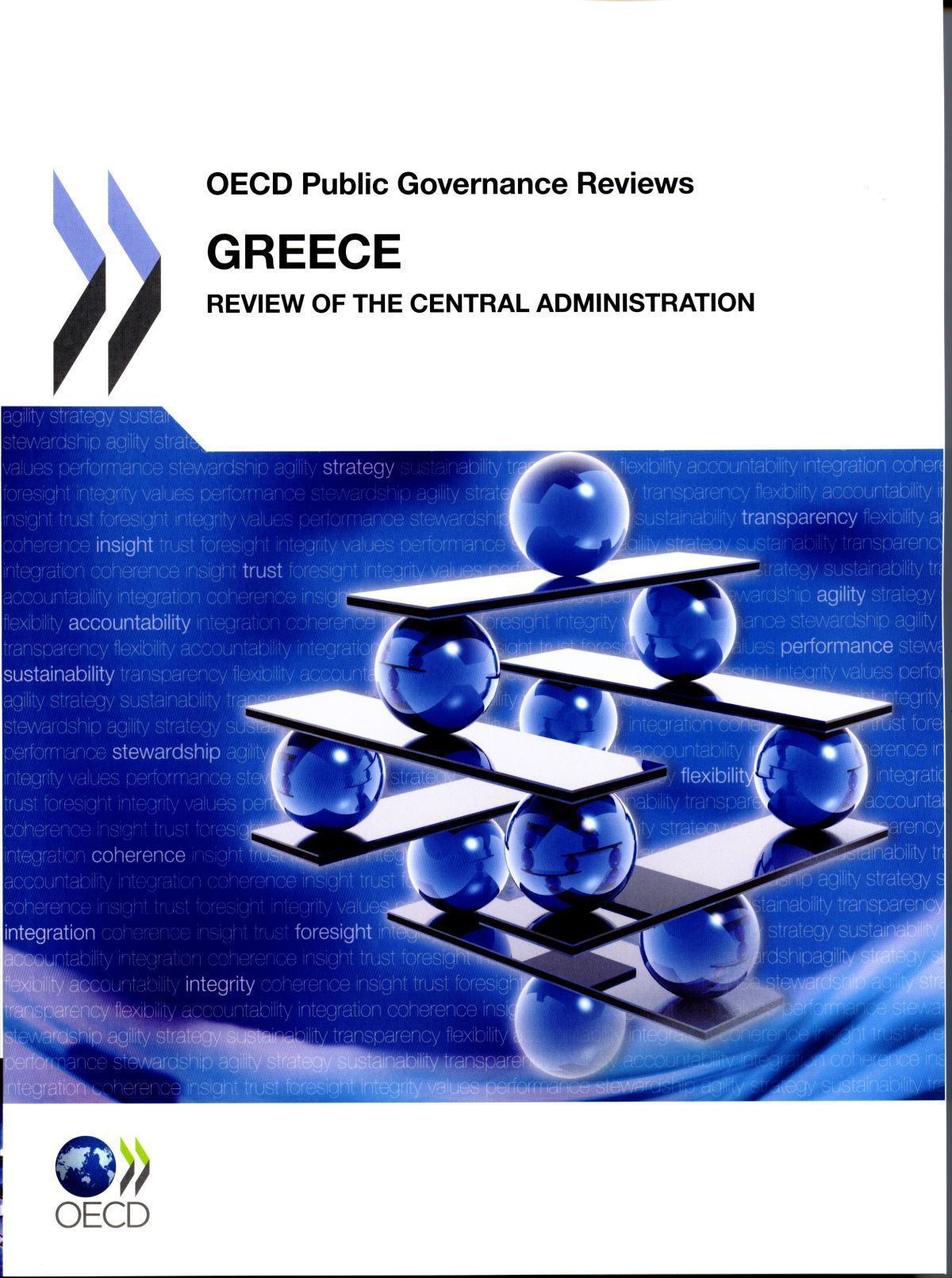 Greece: Review of the Central Administration
