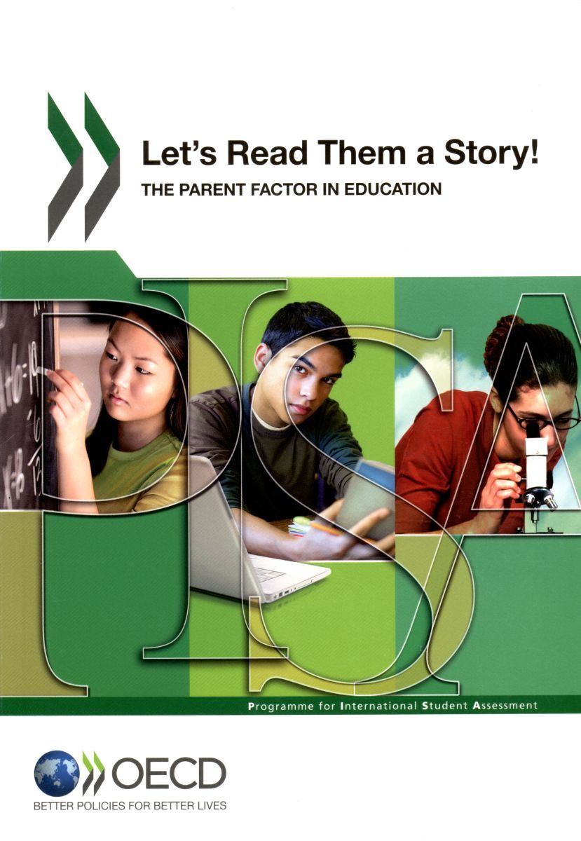 LET'S READ THEM A STORY ! THE PARENT FACTOR IN EDUCATION (ANGLAIS).