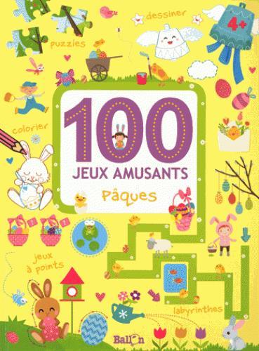 PAQUES : 100 JEUX