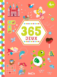 365 JEUX (FILLES)