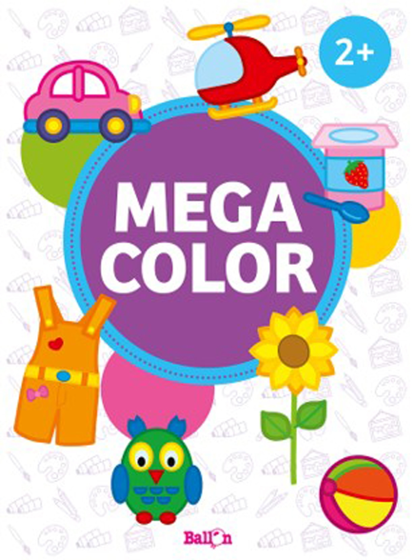 MEGA COLOR 2-3+